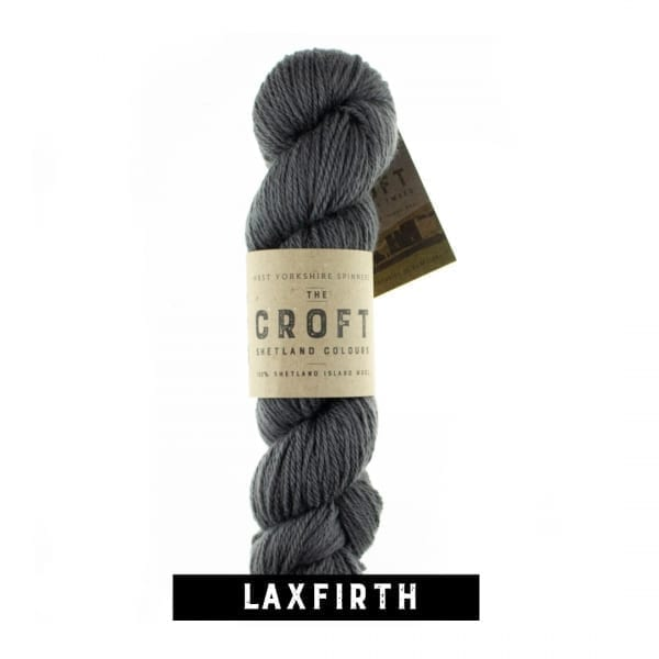 West Yorkshire Spinners The Croft Shetland Colours Laxfirth