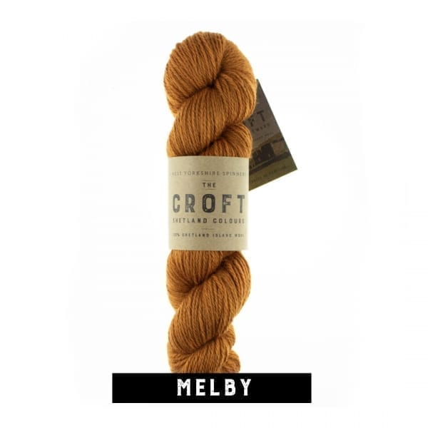 West Yorkshire Spinners The Croft Shetland Colours Melby