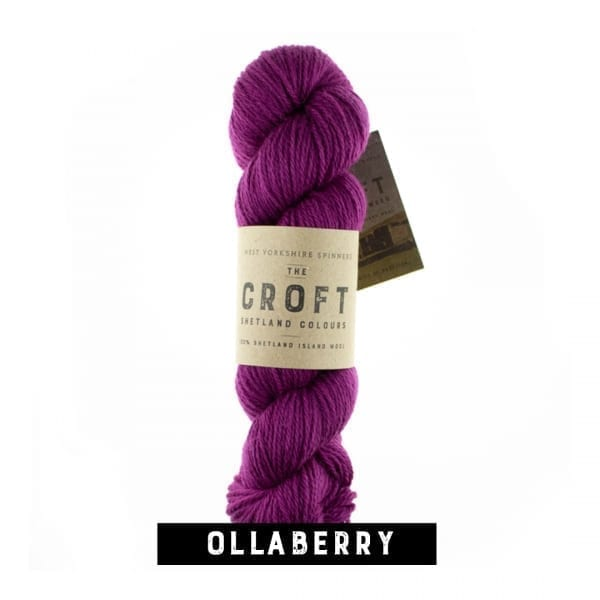 West Yorkshire Spinners The Croft Shetland Colours Ollaberry