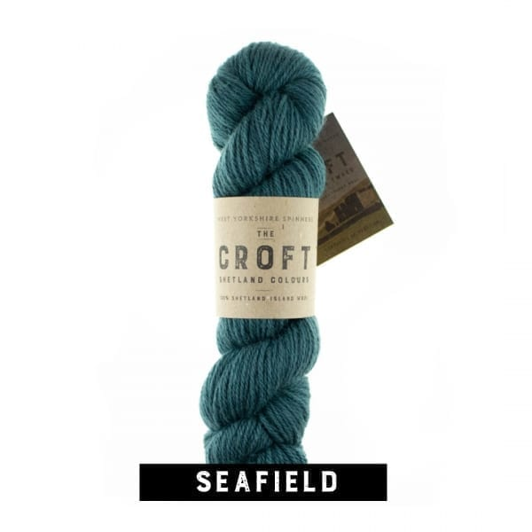 West Yorkshire Spinners The Croft Shetland Colours Seafield