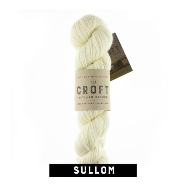 West Yorkshire Spinners The Croft Shetland Colours Sullom