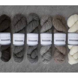 West Yorkshire Spinners Illustrious Natural Double Knitting 100g hanks