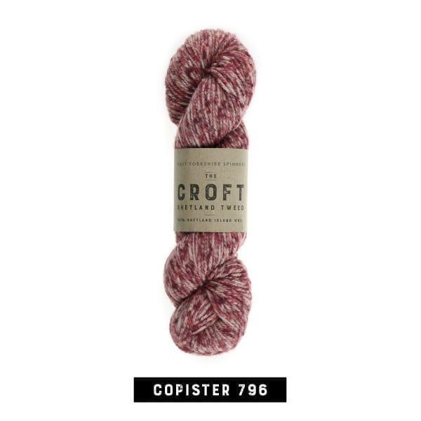 West Yorkshire Spinners - The Croft - Shetland Tweed Copister