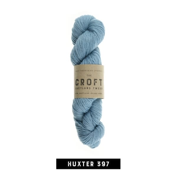 West Yorkshire Spinners - The Croft - Shetland Tweed Huxter
