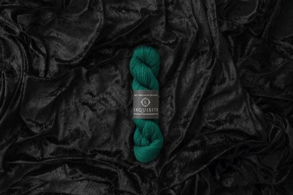 Exquisite Lace Weight - Emerald