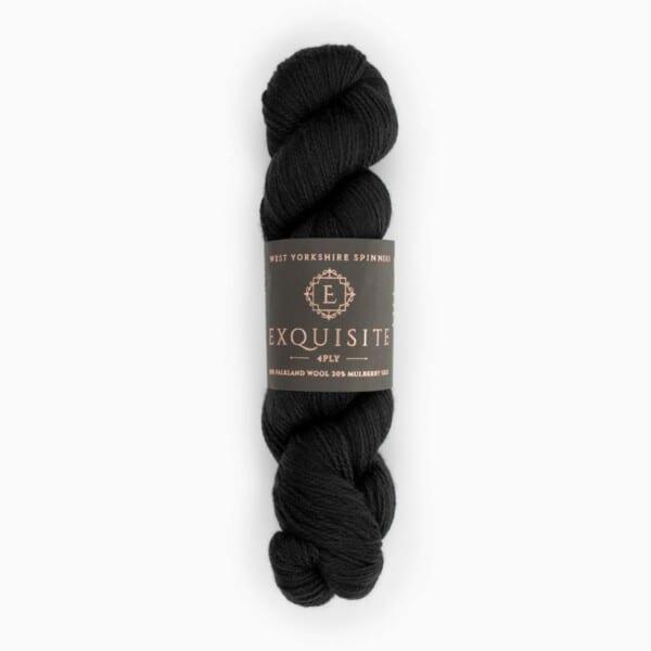Exquisite 4 Ply - Noir