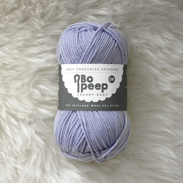 West Yorkshire Spinners Exquisite - Bo Peep - DK - Unicorn