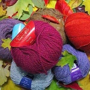 J. C. Rennie Aran 100% Wool